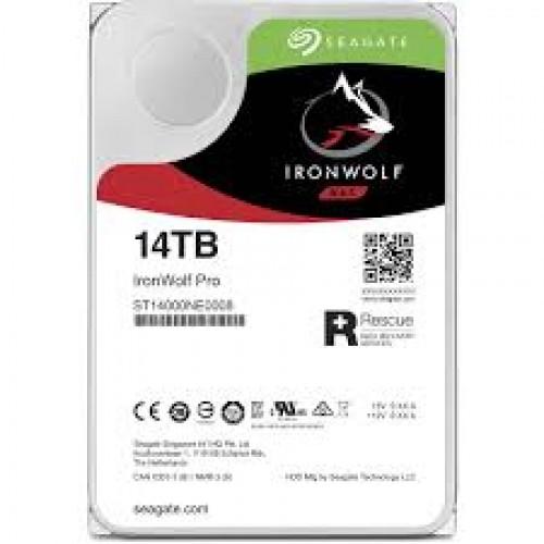 14TB Seagate NAS Ironwolf