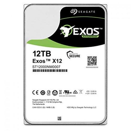 Seagate 12TB EXOS