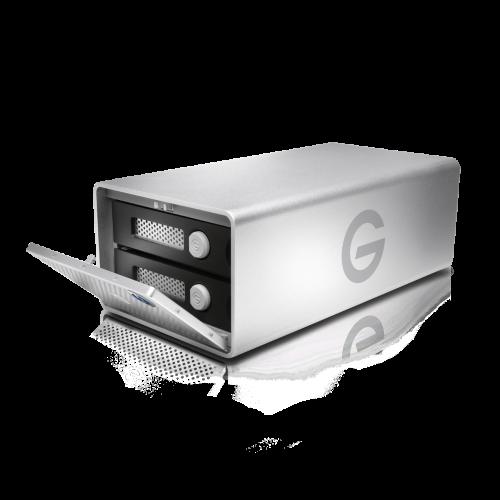 """G-RAID Removable Thunderbolt 3 24T..."
