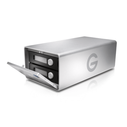 """G-RAID Removable Thunderbolt 3 20T..."